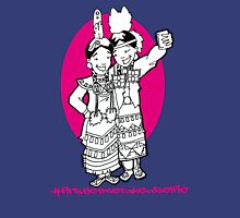 #firstletmetakeaselfie Jingle dress dancer Unisex T-Shirt