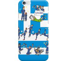 World Cup 2014 GREECE iPhone Case/Skin