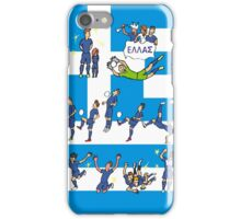World Cup 2014 GREECE iPhone Case/Skin