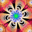 centrefugal julian flower by LoreLeft27