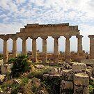 Selinunte Temple Of Apollo by Francis Drake