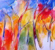 I colori del bosco by Alessandro Andreuccetti