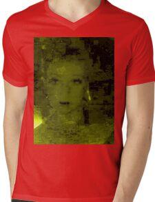 Bond's Woman Mens V-Neck T-Shirt
