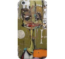 Neal's Yard Graffiti iPhone Case/Skin