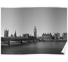 Remember London Poster