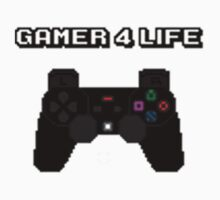 Gamer 4 Life by M2Fires