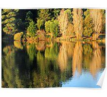 Daylesford Lake Poster