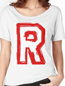 Rocket Team Women's Relaxed Fit T-Shirt