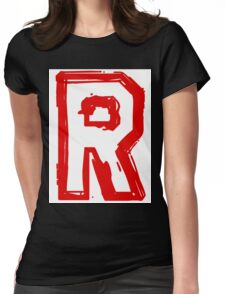 Rocket Team Womens Fitted T-Shirt