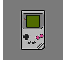 GAMEBOY by purplepixel