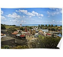 Flagstaff Hill overview Poster