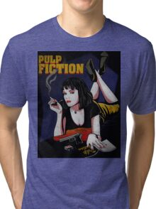 Pulp Fiction Tri-blend T-Shirt