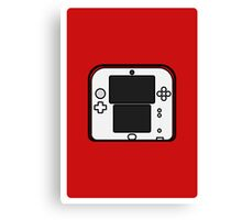 2DS Canvas Print