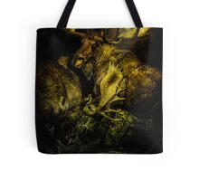 Night Fight Tote Bag