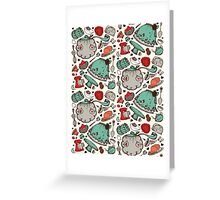 Kitchen Thingies Greeting Card