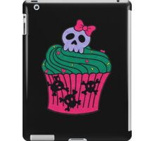 cutie pie cupcake iPad Case/Skin