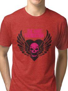 The Hart Foundation Tri-blend T-Shirt