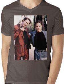 Roxbury Mens V-Neck T-Shirt