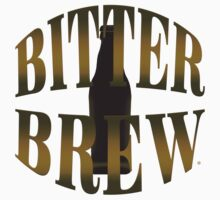 Enjoy A Bitter Brew by Vy Solomatenko