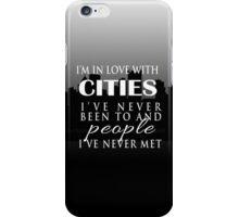 Paper Towns Phone Case iPhone Case/Skin