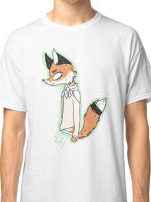 Grumpy Little Fox Boy Classic T-Shirt