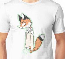 Grumpy Little Fox Boy Unisex T-Shirt