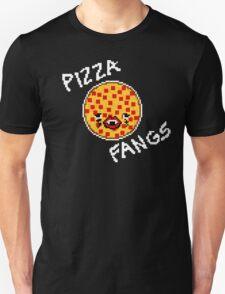 Pizza Fangs (Dark Colors) T-Shirt