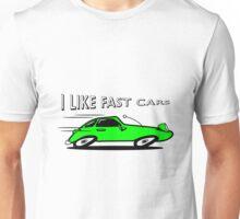 Sports car auto car vehicle fast fast Unisex T-Shirt