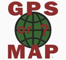 GPS or MAP? by Vy Solomatenko