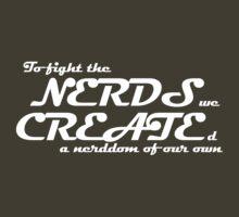 Nerddom! by BrewHound