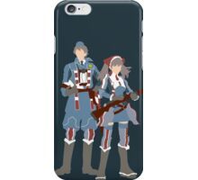 Valkyria Chronicles iPhone Case/Skin