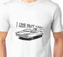 Car car quickly rush almost Fahrzeugl Unisex T-Shirt
