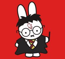 Harry Potter Miffy by Moovian