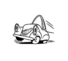 Car car car funny funny Photographic Print