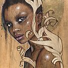 Silphium I by Fay Helfer