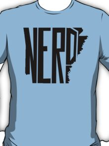 Arkansas state nerd T-Shirt