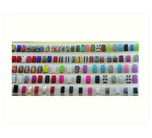 so many iPhone cases Art Print