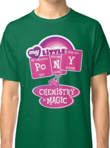 My Little Pony - Chemistry Is Magic Classic T-Shirt