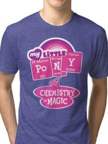 My Little Pony - Chemistry Is Magic Tri-blend T-Shirt