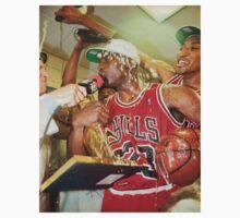 Michael Jordan Champion by sharpstone