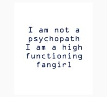 High Functioning Fan girl  by 16muthua