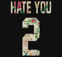 Hate You 2 by mik3hunt