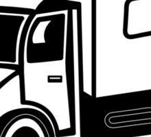Car toys truck truck truck vehicle Sticker