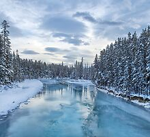 River Of Ice by Evelina Kremsdorf