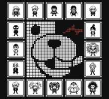 Danganronpa Boss Select by ThatsMyTrunks