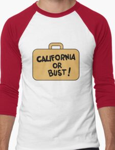 A Suitcase and a Dream Men's Baseball ¾ T-Shirt