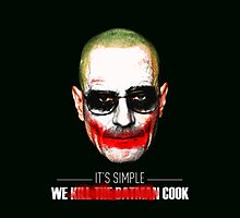 It's simple, we k̶i̶l̶l̶ ̶b̶a̶t̶m̶a̶n̶ cook! by CelsoPelegrini