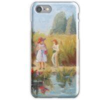 Botanical Gardens iPhone Case/Skin