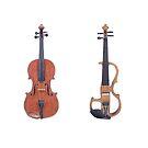 Violins by Jennifer Gibson