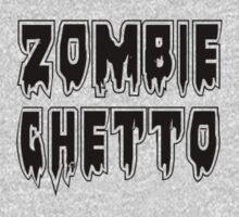 ZOMBIE GHETTO by Zombie Ghetto Baby Tee